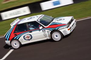 Martini Racing. Con Lancia Delta i più grandi successi.