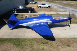 L'aereo Bugatti 100P