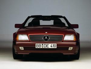 Mercedes Sl R 129.