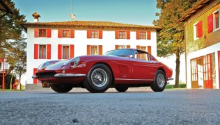 La Ferrari 275 GTB/4 di Steve McQueen.