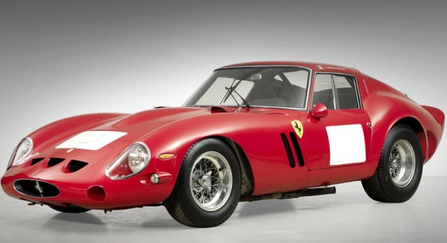La Ferrari 250 GTO appartenuta a Fabrizio