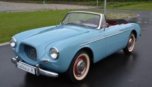 Volvo P1900. In vendita uno dei 68 esemplari.