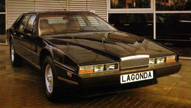 L'Aston Martin Lagonda è stata un'automobile che voleva rompere con la tradizione della casa automobilistica inglese. Ma ne sono stati prodotti solo 645 esemplari.