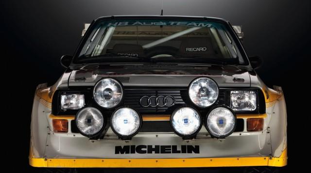 Audi Quattro.