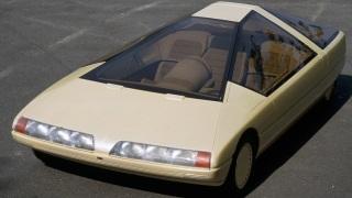 La Citroen Karin è stata un prototipo della casa francese lanciato nel 1980.