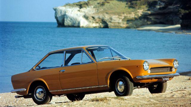 Fiat 124 Sport Coupé