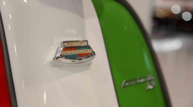Lambretta LI. E' stata messa in vendita a 12 mila sterline, pari a circa 15 mila euro.