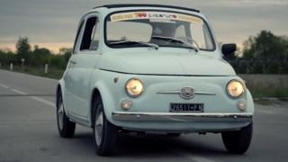 La Fiat 500 del 1967 di Carlo.