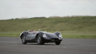 Lister Cars Knobbly