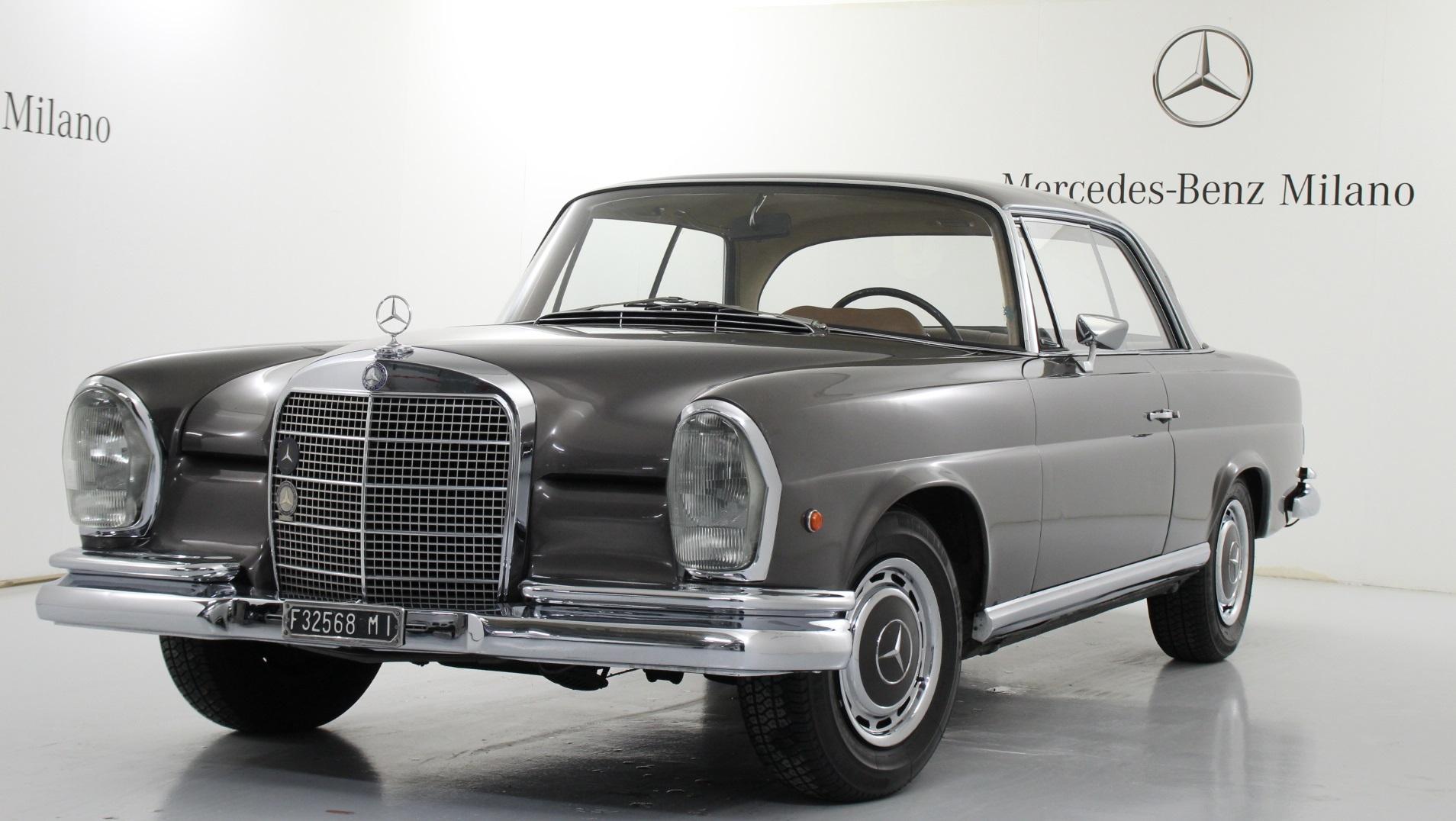 Mercedes benz 280 se 5 quartamarcia for Comercial mercedes benz