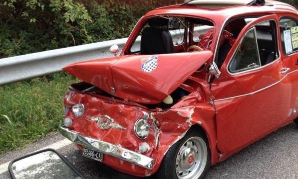 Fiat 500 Giannini.