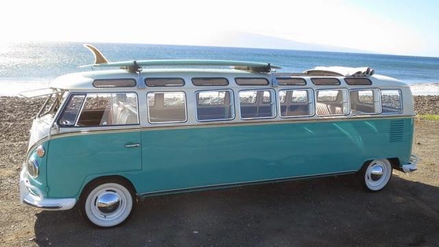 Volkswagen Transporter. Il modello unico in versione limousine.