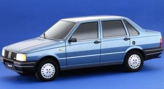 Fiat Duna. Lanciata il 27 gennaio 1987.