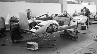 Lamborghini Polo Storico. Un nuovo centro per l'heritage.