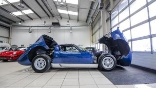 Lamborghini Miura. In vendita a 1,8 milioni di euro.