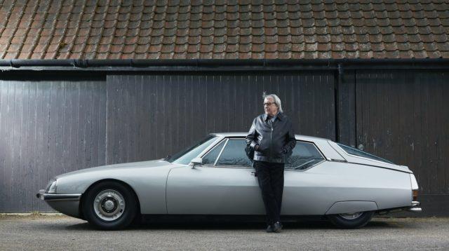 Citroen SM. L'auto di Bill Wyman dei Rolling Stones.