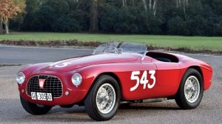 Ferrari 212 Export Berlinetta.
