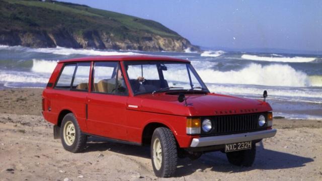 Range Rover. E' arrivato alla quarta generazione.