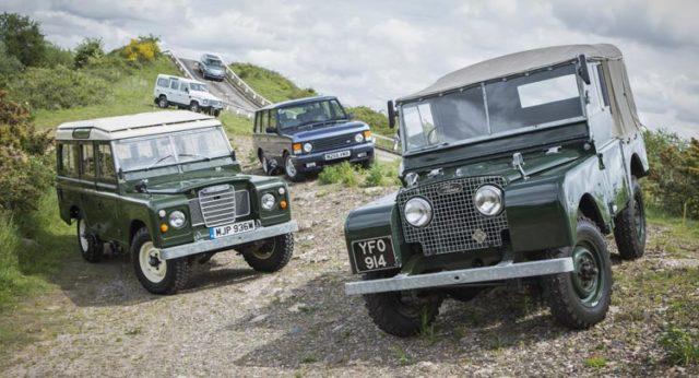 Land Rover Heritage Driving Experience. Il nuovo programma della Casa inglese.