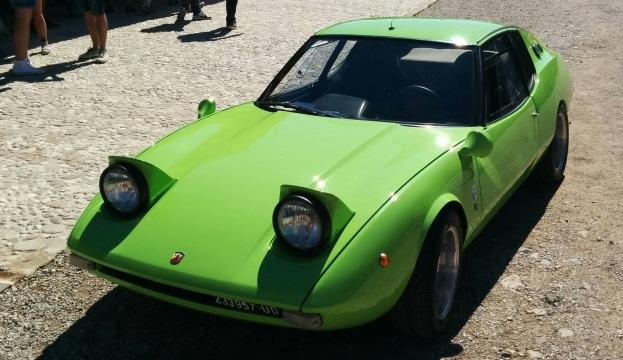 Abarth Scorpione 1300.