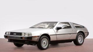 DeLorean DMC-12. L'auto di Ritorno al Futuro.