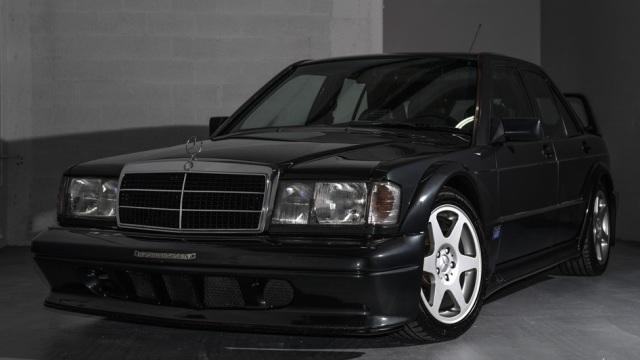 Mercedes 190 E 2.5 - 16 Evolution 2.