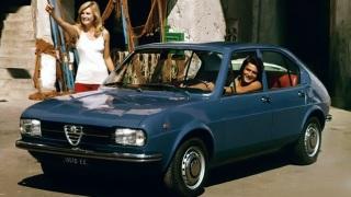 Alfa Romeo Alfasud.