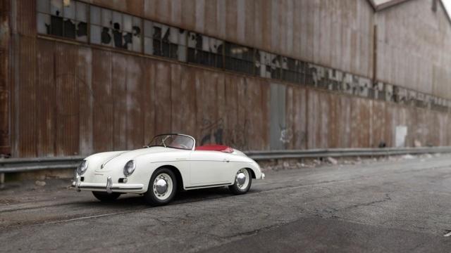Porsche 356 A 1600 Speedster.