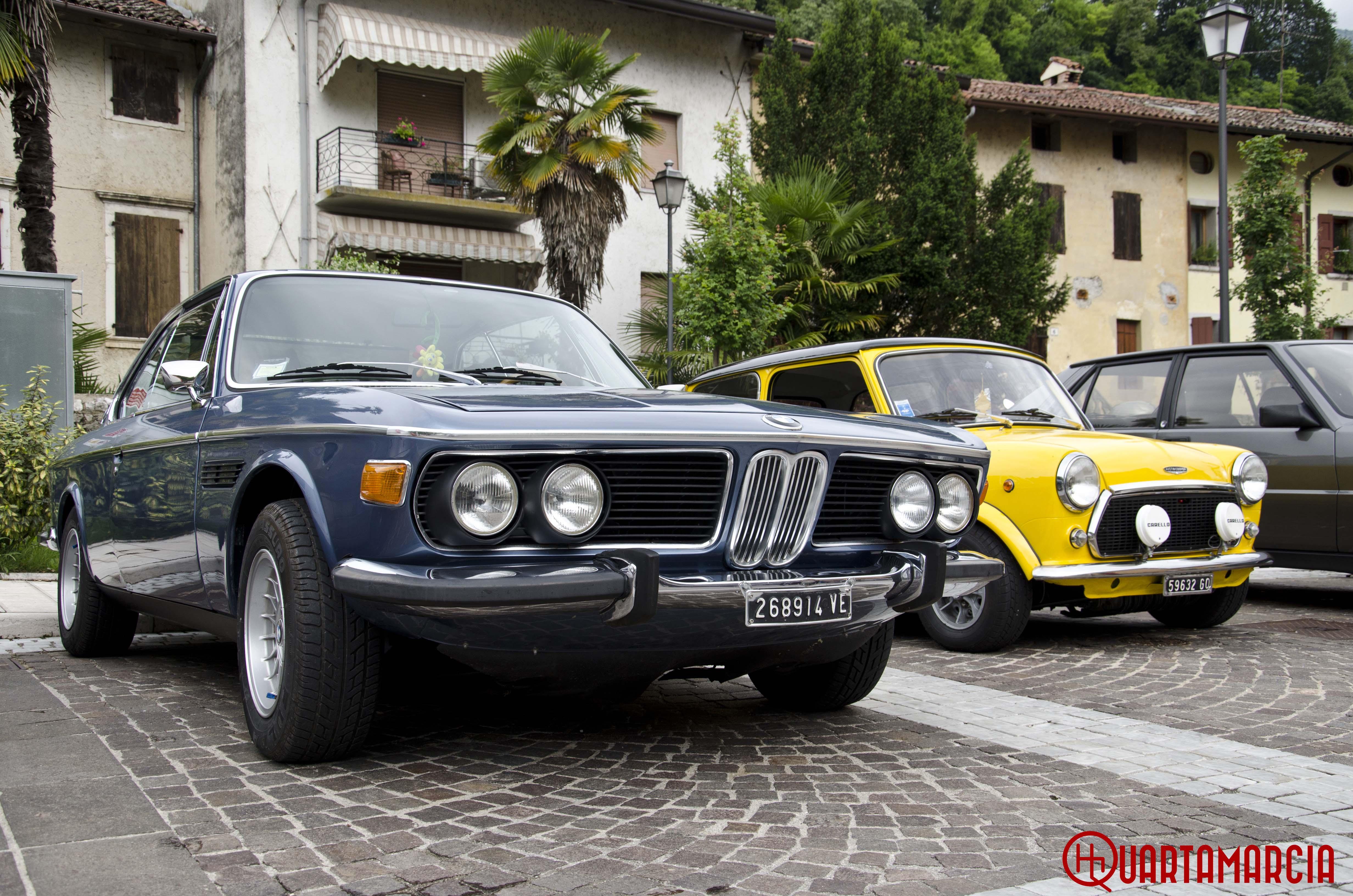 Raduno di auto d'epoca Sitges