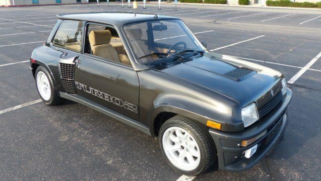 Renault 5 Turbo.