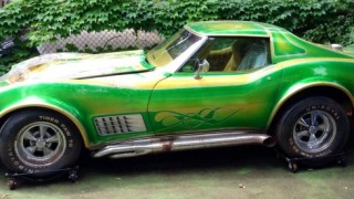 Chevrolet Corvette C3.