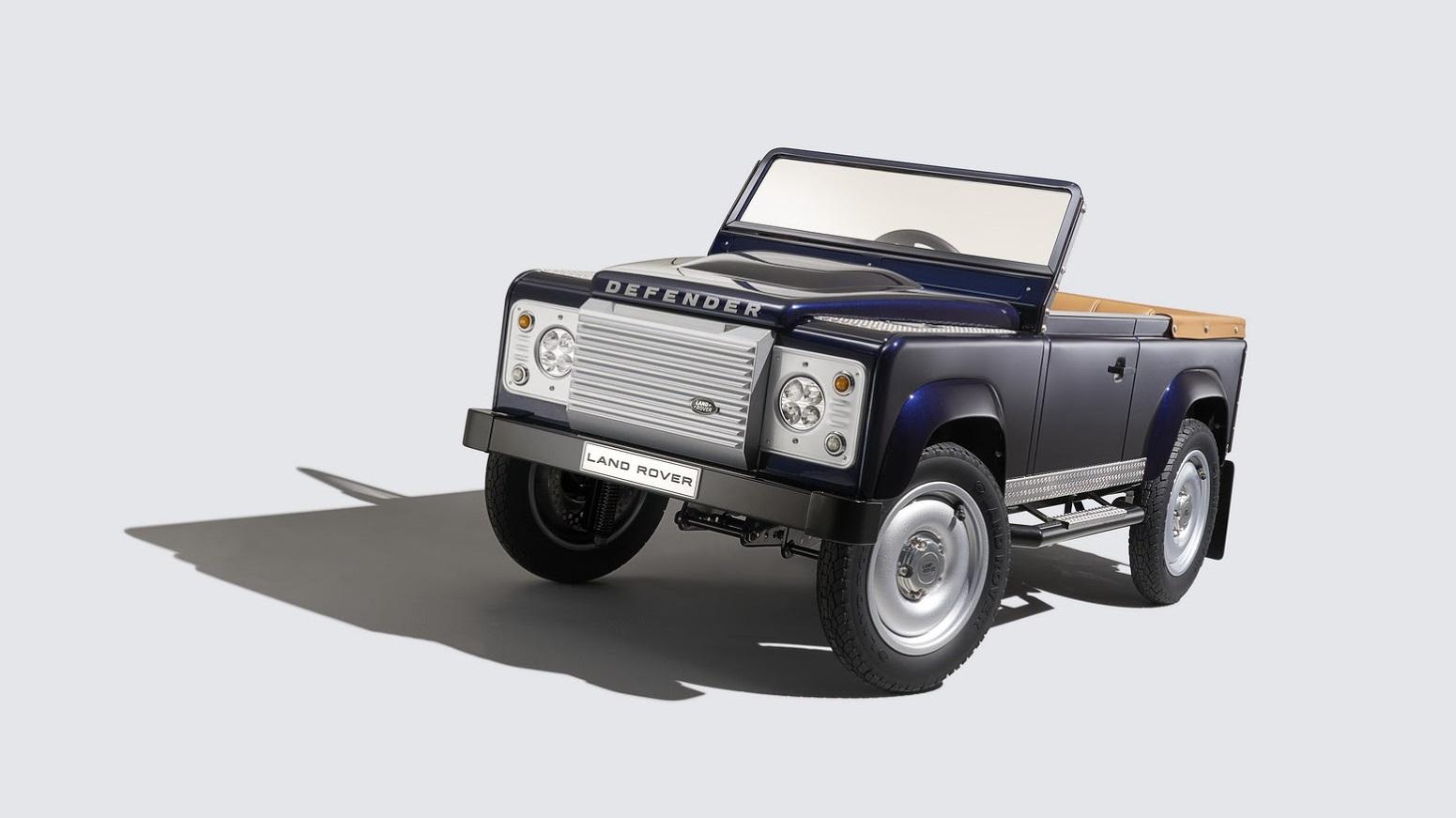 defender pedali 1 quartamarcia. Black Bedroom Furniture Sets. Home Design Ideas