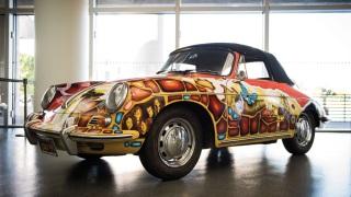 La Porsche di Janis Joplin.