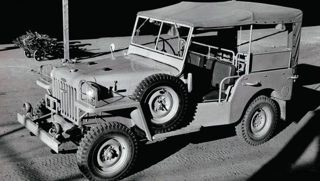 Toyota Jeep BJ. L'inizio della dinastia Land Cruiser.