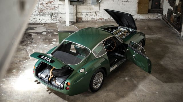 Aston Martin DB4 Zagato.