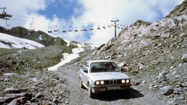 BMW 325i Allrad.