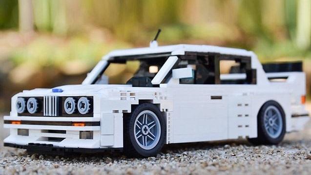 Bmw M3 Di Lego Voi La Vorreste Quartamarcia
