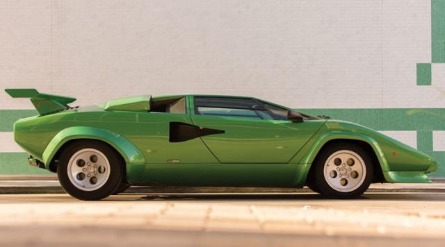 Lamborghini Countach.
