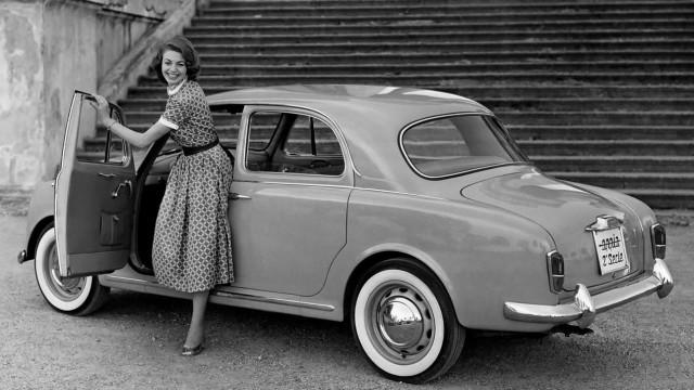 Lancia Appia, 1956.