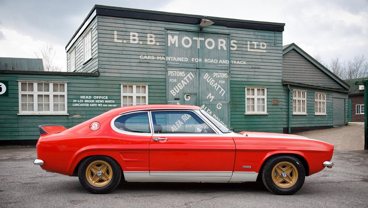 Ford Escort Anni 70.Una Collezione Ford Da Urlo All Asta Quartamarcia