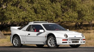 Ford RS 200.
