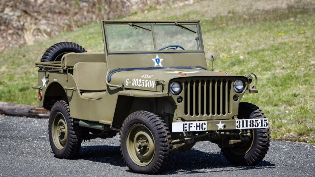 Jeep Willys.