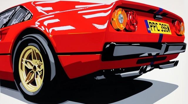 Ferrari 308.