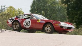 Ferrari Daytona Competizione.