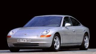 Porsche 989.