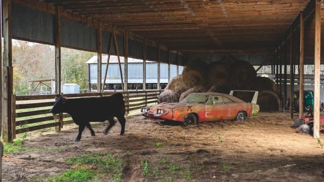 Dodge Charger Daytona.