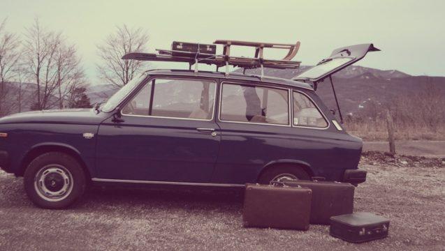Volvo 66 DL.