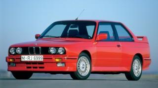 BMW E30 M3.