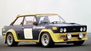 Fiat 131 Abarth.