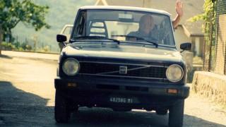 Il nonno e la Volvo.